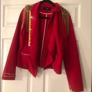 Ring leader jacket